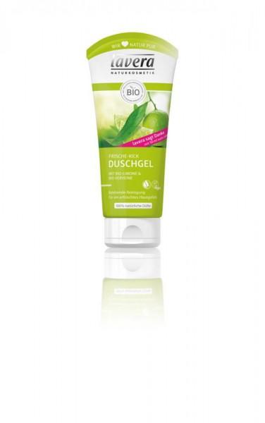 Frische-Kick Duschgel Bio-Limone & Bio-Verveine