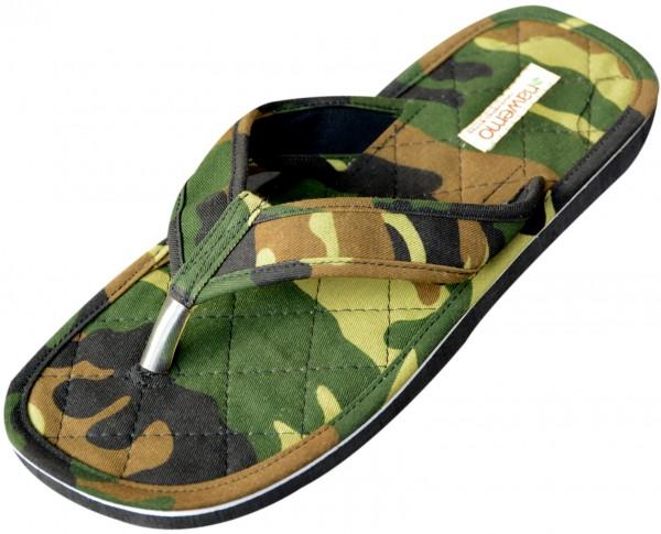 "Zimtslipper Nawemo ""Camouflage"""
