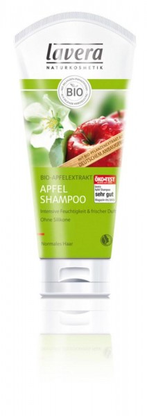 Apfel-Shampoo