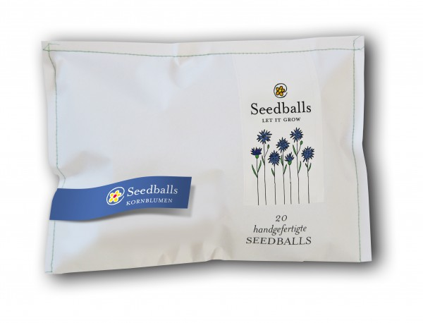 Seedballs Kornblumen (20 Stk.)