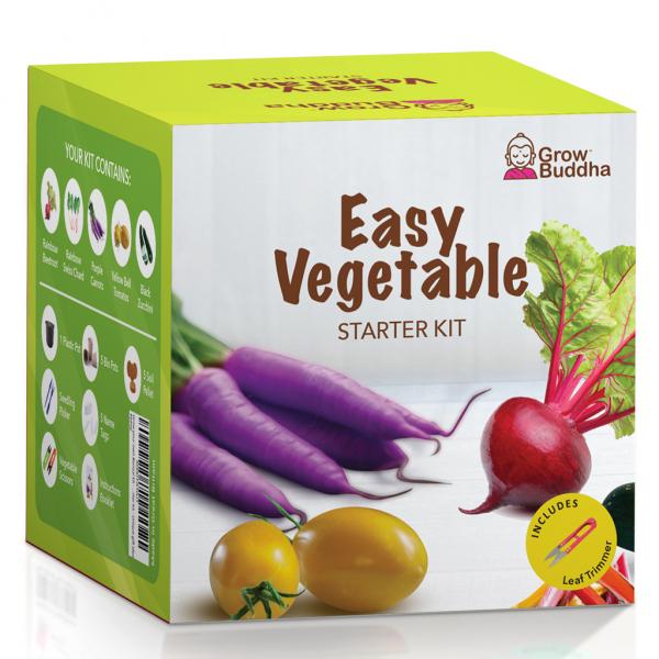 Gemüse Aufzucht-Starter Kit