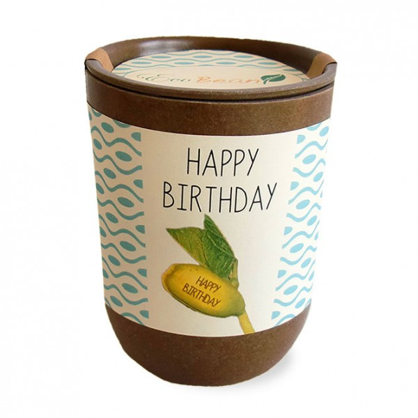 "Ecobean ""Happy Birthday!"