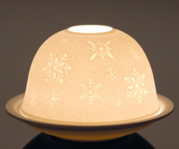 """Dome-Lights """"Schneeflocken"""""""