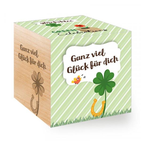 Green Celebrations - Glücksklee - Ganz viel Glück für Dich