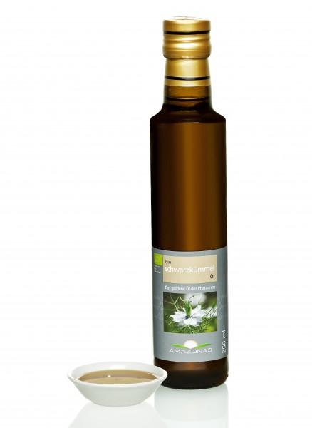 Bio Schwarzkümmelöl 250 ml