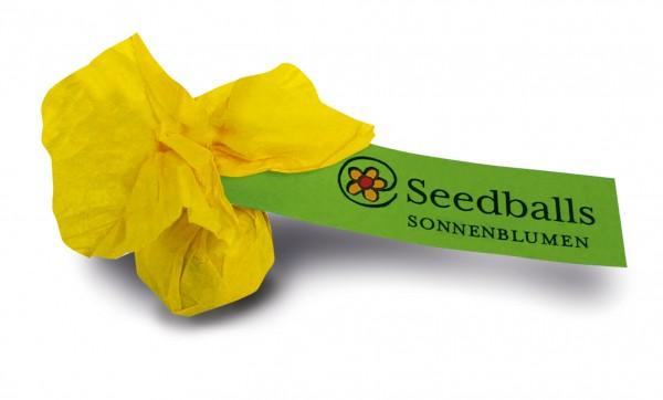 Seedballs Sonnenblumenmischung (1 Stk.)