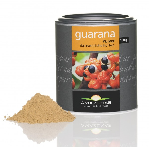 BIO Guarana Pulver 100 g