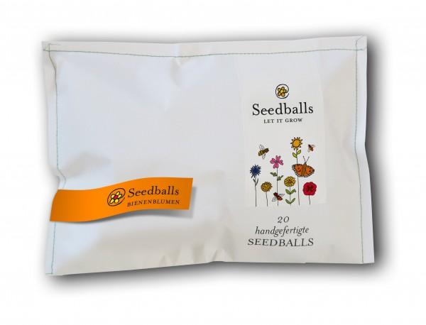 Seedballs Bienenblumenmischung (20 Stk.)